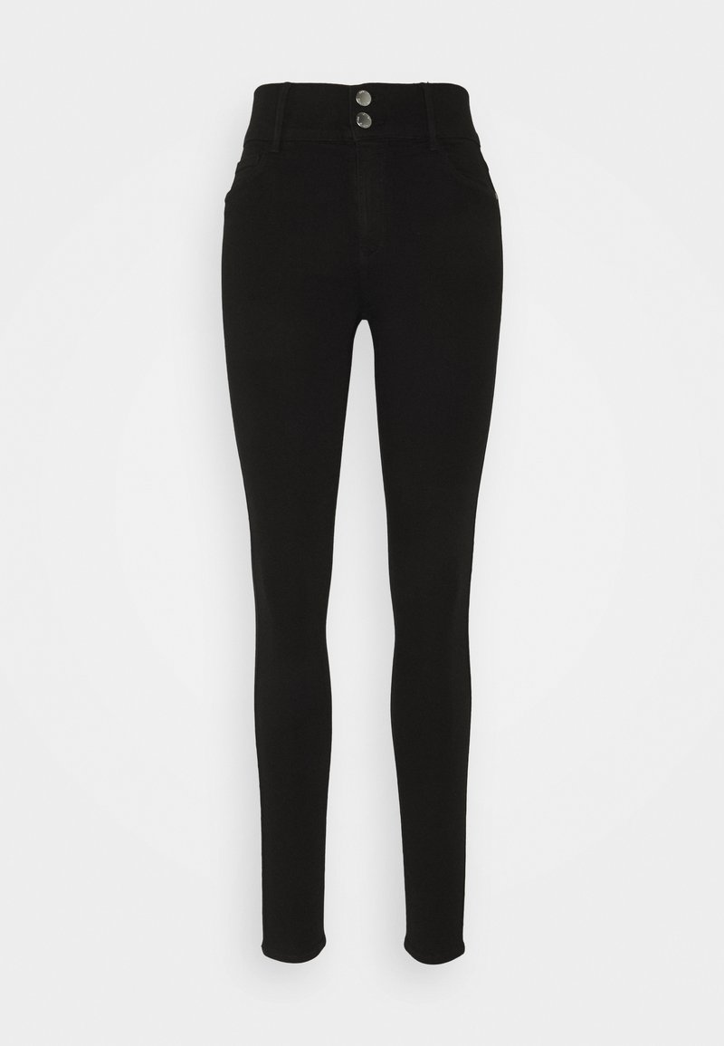 ONLY - ONLRAIN LIFE - Jeans Skinny Fit - black