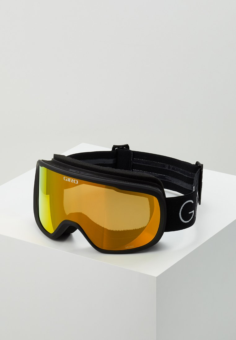 Giro - MOXIE - Gogle narciarskie - black core light