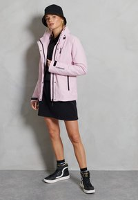 Superdry - HURRICANE - Windbreaker - orchid marl - 0