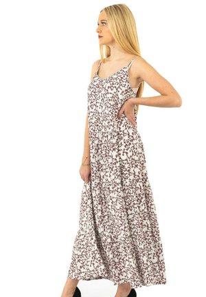 Maxi dress - blanc