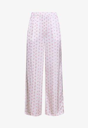 TEKLA PANT - Pantalon classique - white