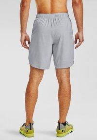 Under Armour - TRAIN STRETCH PRINT  - Sports shorts - halo gray - 2