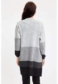 DeFacto - Cardigan - grey - 1