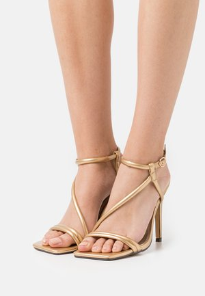 SHAW - Sandals - gold