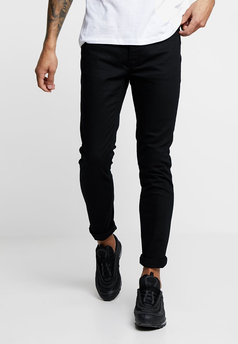 Topman - Jeans Skinny Fit - black