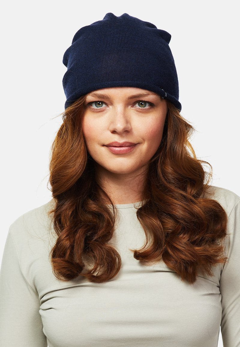 Enter the Complex - SLOUCH II - Beanie - navy blue