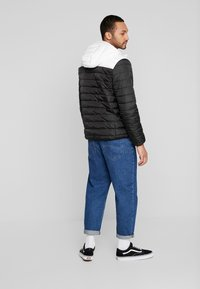 Only & Sons - ONSGEORGE QUILTED HOOD - Allvädersjacka - cloud dancer - 2