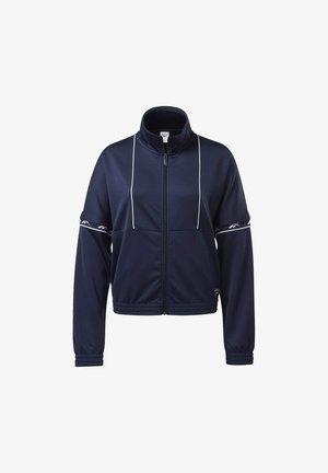 CLASSICS VECTOR TAPE TRACK TOP - Training jacket - blue