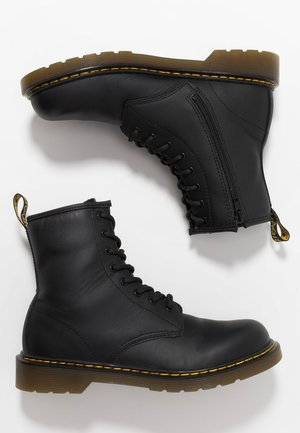 1460 Y SOFTY - Bottines - black