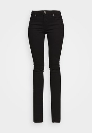 MIAMI - Jeansy Slim Fit - black
