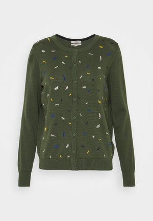 EMBRO CARDI - Cardigan - light khaki
