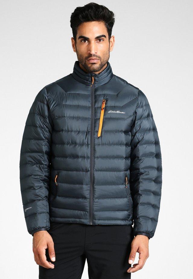 Down jacket - sturmgrau