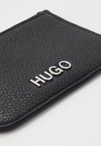 HUGO - VICTORIA ZIP KEY - Keyring - black - 2