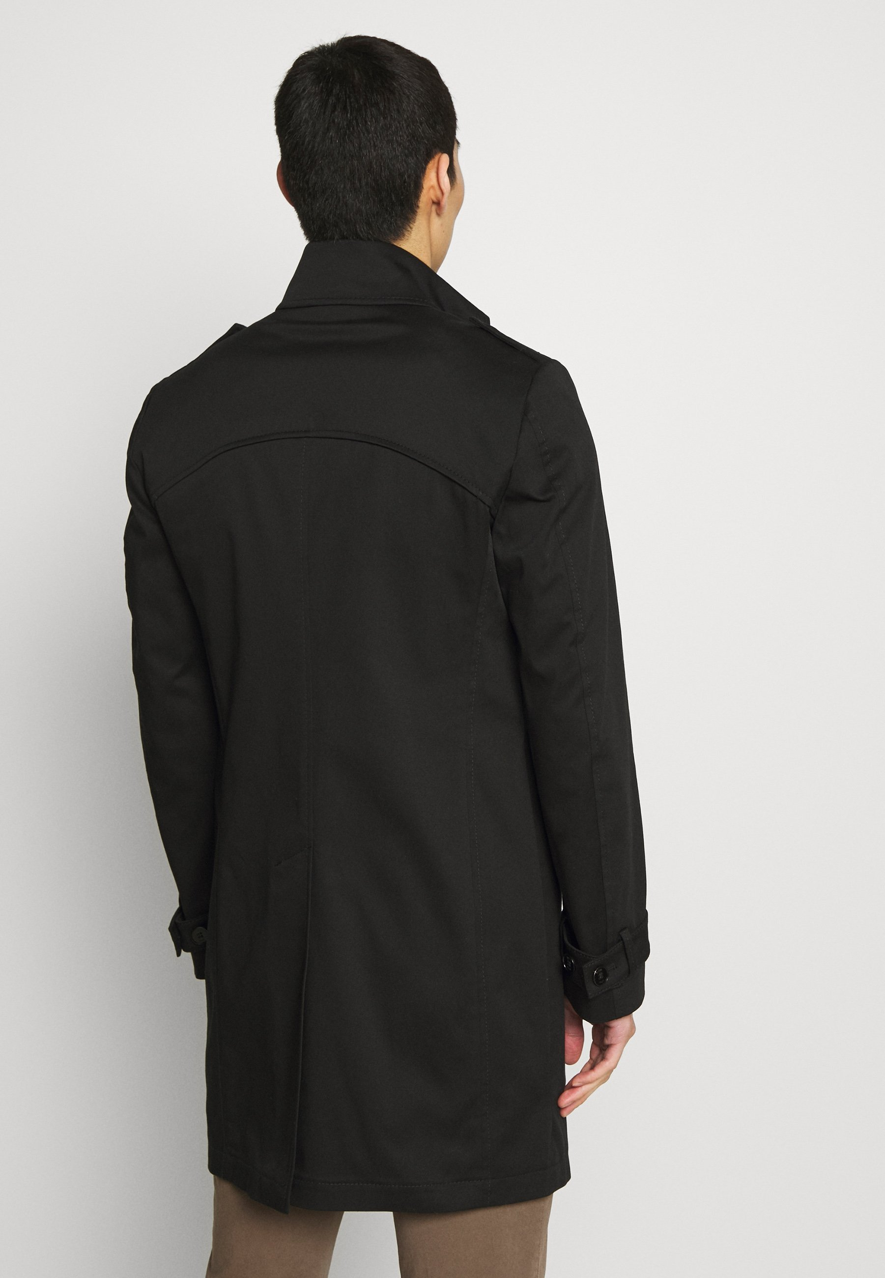 DRYKORN SKOPJE - Manteau court - black