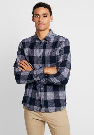 JORWILL SHIRT PACK - Skjorta - navy blazer/blue