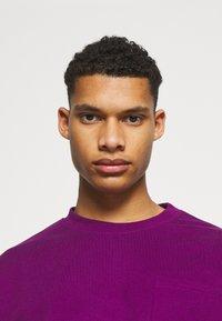 YOURTURN - UNISEX - Sweatshirt - purple - 3