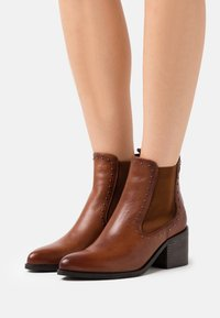 Carmela - LADIES  - Ankle boots - camel - 0