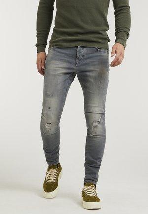 IGGY GRAVIT - Jeans Skinny Fit - grey