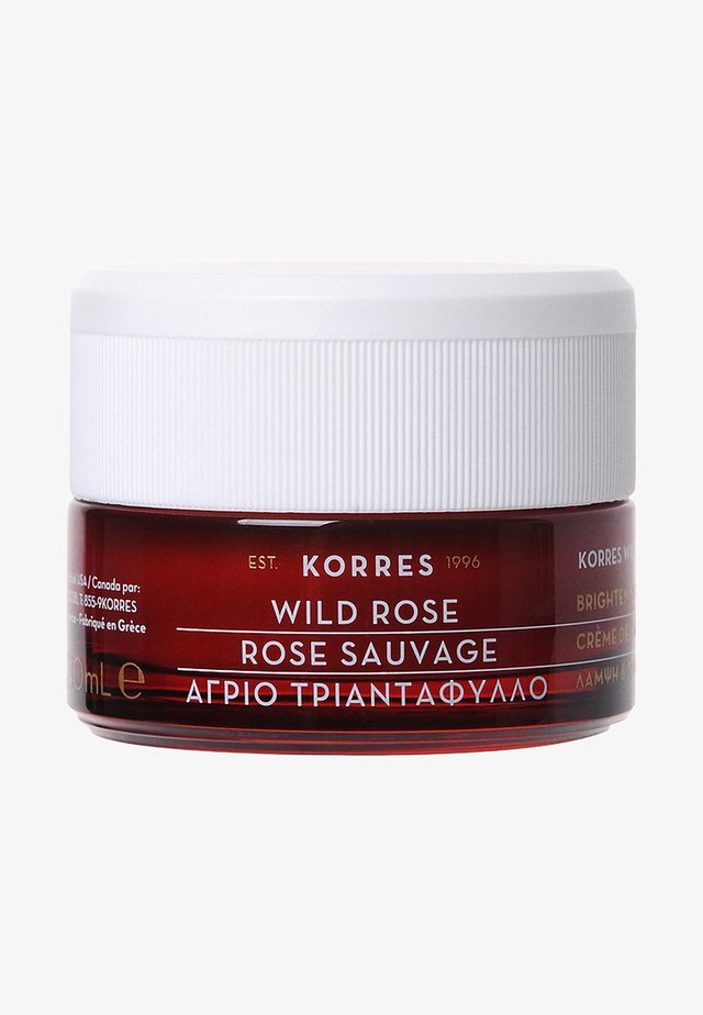 WILD ROSE DAY CREAM FOR DRY SKIN - Face cream - -
