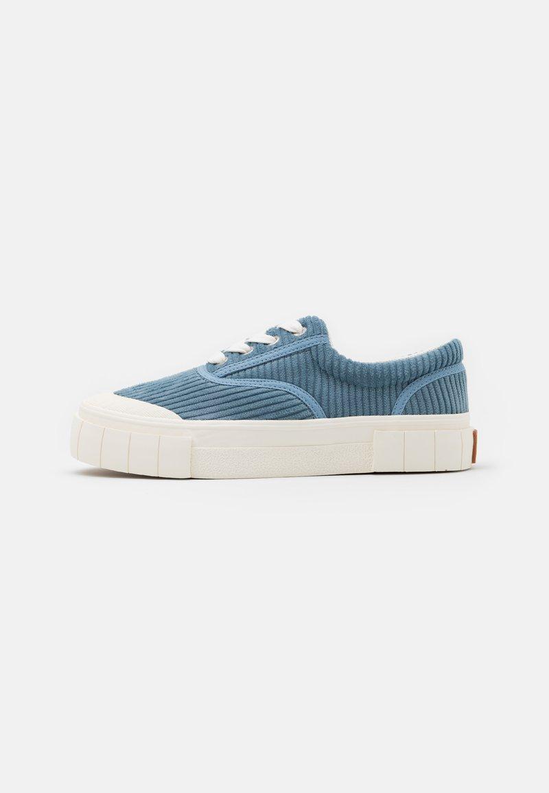 Good News - OPAL UNISEX - Baskets basses - blue