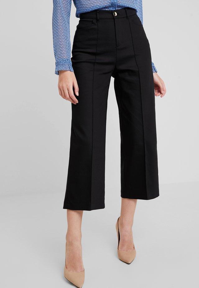 NIGHT PANT SUSTAINABLE - Kalhoty - black