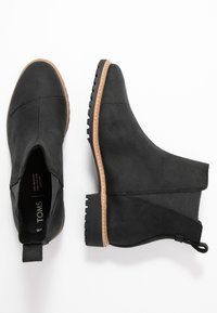 TOMS - CLEO - Classic ankle boots - black - 3