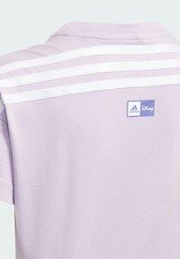 adidas Performance - LONG PRO DISNEY FROZEN LOOSE - Print T-shirt - purple - 5