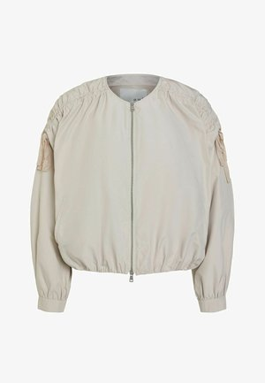 Outdoor jacket - light stone