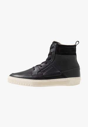 COLLIN - High-top trainers - black