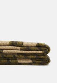Codello - LOVE PIECE DOGTOOTH - Scarf - olive - 2