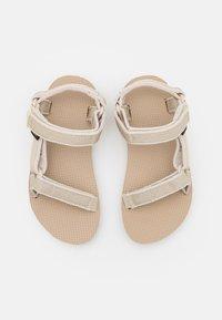 Teva - ORIGINAL UNIVERSAL UNISEX - Walking sandals - karina birch metallic - 3