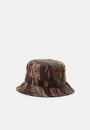 SCRIPT BUCKET HAT UNISEX - Hat - unite/copperton