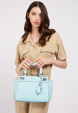 CHARM - Handbag - himmelblau