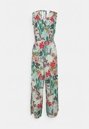 Overall / Jumpsuit /Buksedragter - gardenia vert