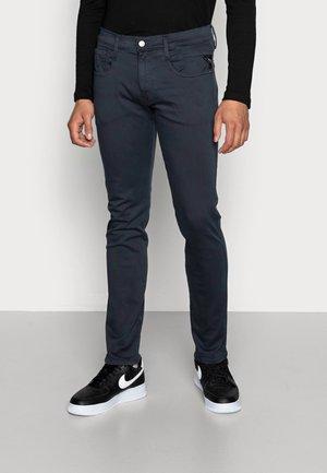ANBASS HYPERFLEX - Slim fit jeans - blue