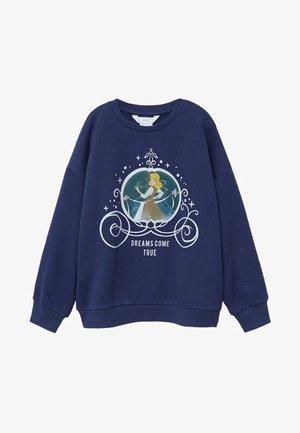 ESPEJO - Mikina - blu marino scuro