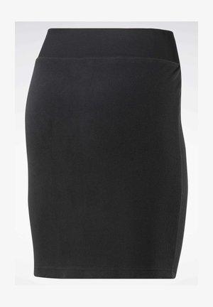 CLASSICS TIGHT SKIRT - Falda de tubo - black