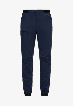 Trousers - tarn blue