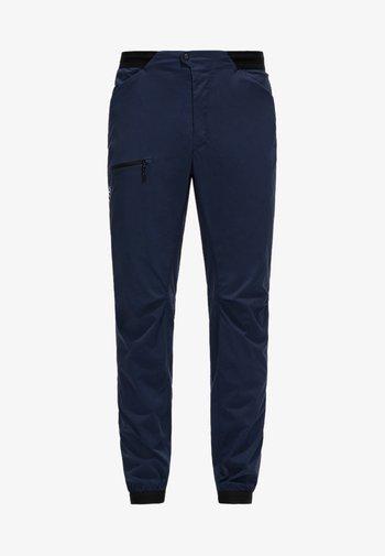 Tygbyxor - tarn blue