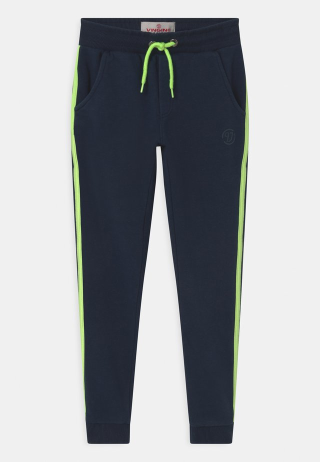 SAMRON - Tracksuit bottoms - dark blue