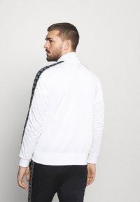 Kappa - IMANUEL - Træningsjakker - bright white - 2