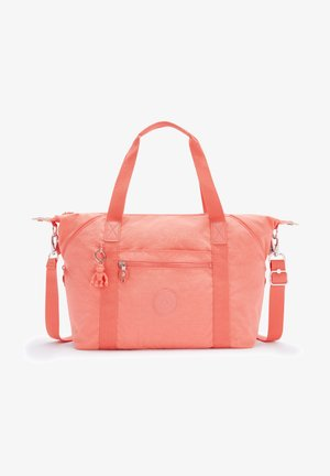 ART - Shopper - fresh coral
