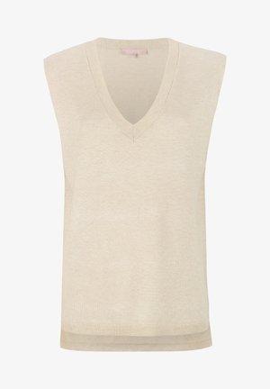 Waistcoat -  whitecap grey