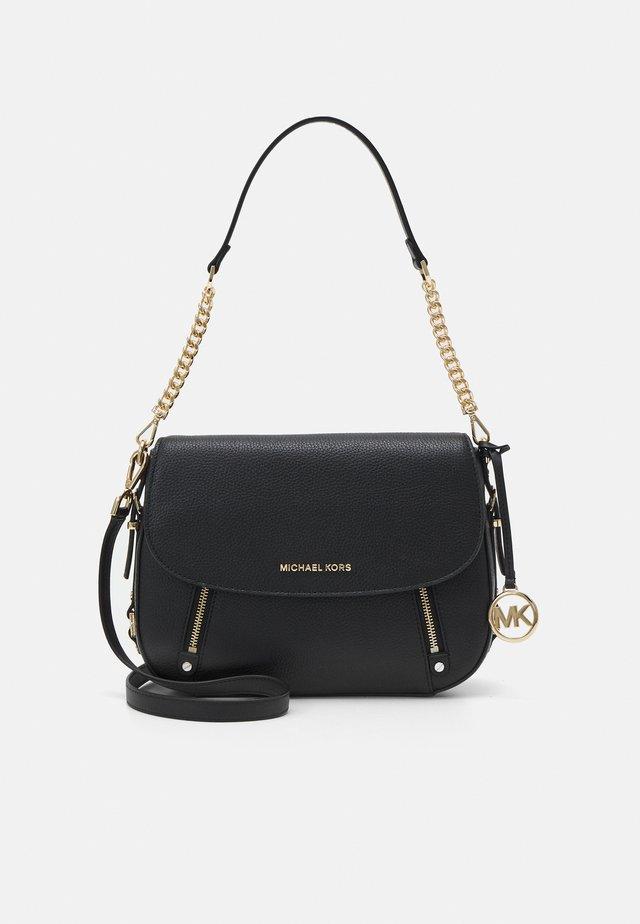 BEDFORD FLAP - Handbag - black