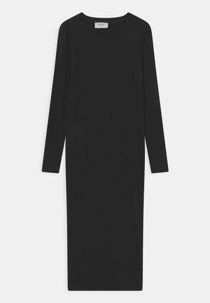 VELKA DRESS - Maxi dress - black