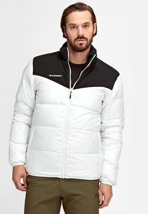 WHITEHORN - Down jacket - bright white
