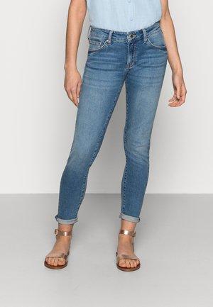 LEXY - Jeans Skinny Fit - mid blue denim