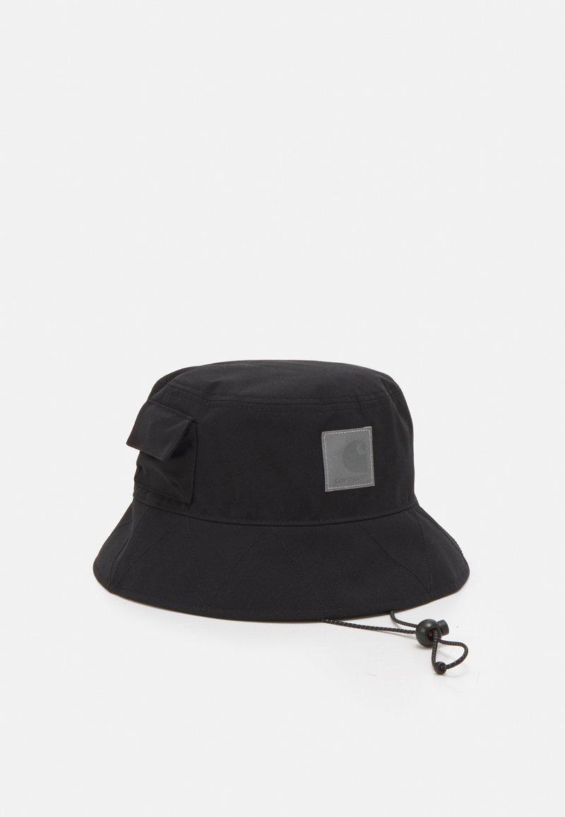 Carhartt WIP - KILDA BUCKET HAT UNISEX - Platmale - black