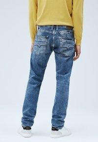 Pepe Jeans - SPIKE - Straight leg -farkut - denim - 2