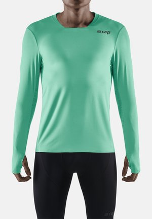 Long sleeved top - mint